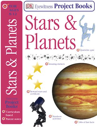 Stars and Planets Project Book