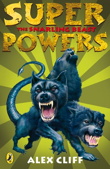 Super Powers: The Snarling Beast