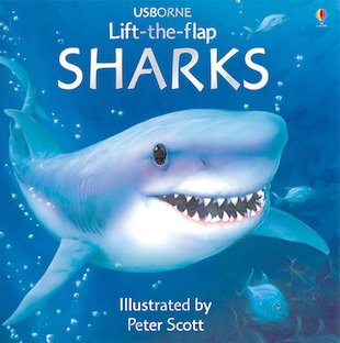 Lift-the-Flap Sharks