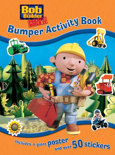Bob the Builder Bumper Activity Book