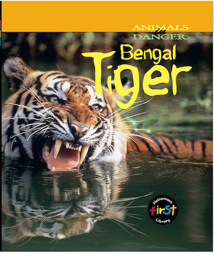 Animals in Danger: Bengal Tiger