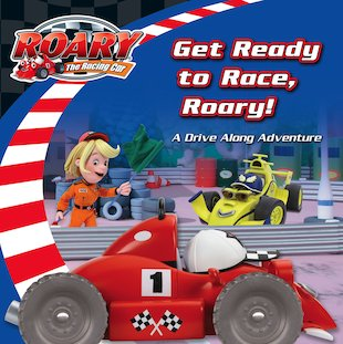 Get Ready to Race, Roary!
