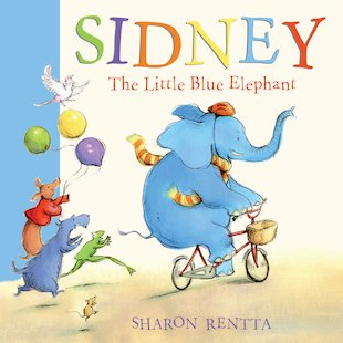 Sidney the Little Blue Elephant