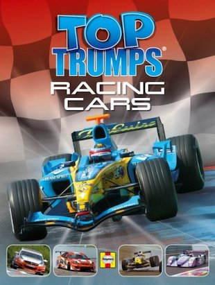 Top Trumps: Racing Cars