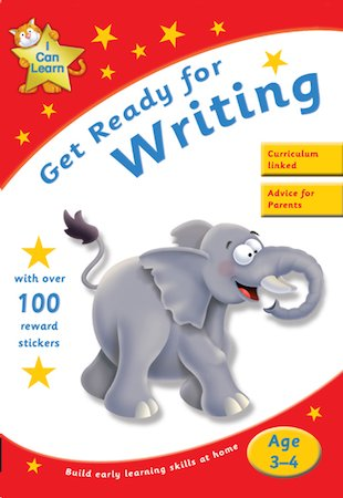 I Can Learn: Get Ready for Writing