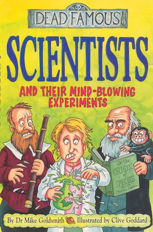 Scientists and their Mind-blowing Experiments plus quiz cards (special project)