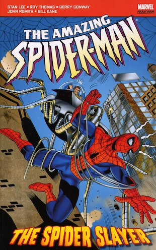The Amazing Spider-Man: The Spider Slayer