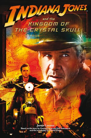 Indiana Jones Movie Novel