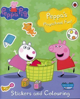 Peppa's Playschool Fun! 2-in-1