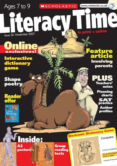 Literacy Time Ages 7 to 9 November 2007