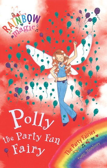 Polly the Party Fun Fairy