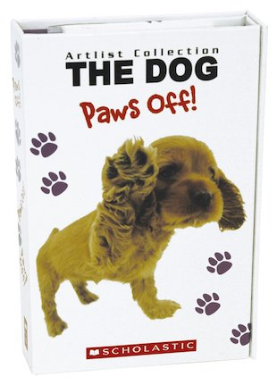 The Dog: Paws Off! School Planner