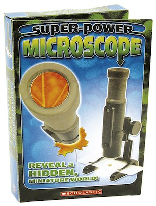 Super-Power Microscope