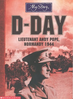 D-Day: Lietenant Andy Pope, Normandy 1949
