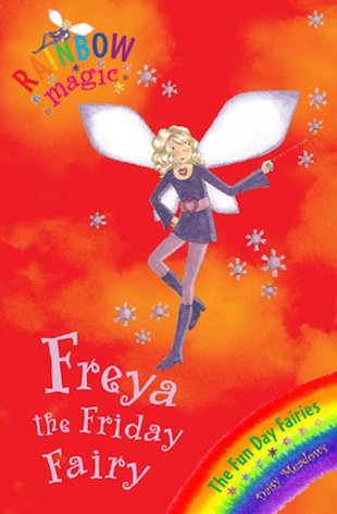 Freya the Friday Fairy