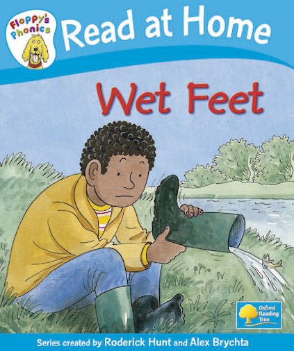 Floppy's Phonics: Wet Feet