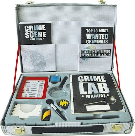 Crime Lab: Investigator Briefcase