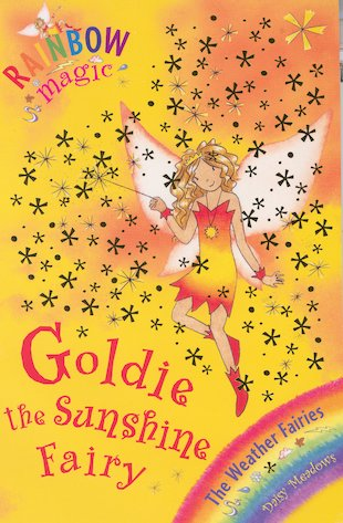 Goldie the Sunshine Fairy