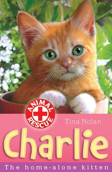 Animal Rescue: Charlie the Home-Alone Kitten