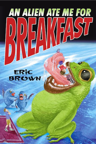 Barrington Stoke: An Alien Ate Me for Breakfast