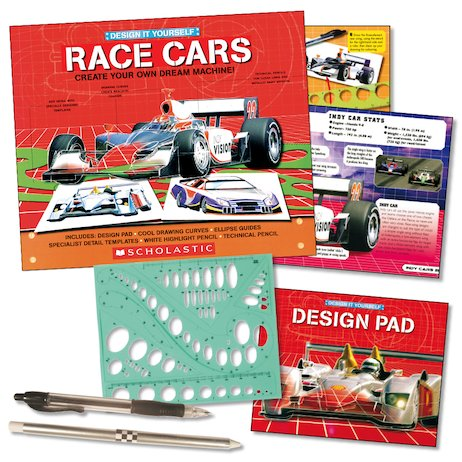 Design It Yourself: Race Cars