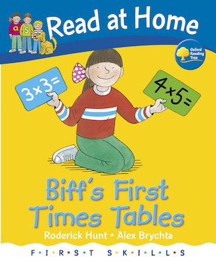 First Skills: Biff's First Times Tables
