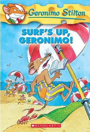 Surf's Up, Geronimo!