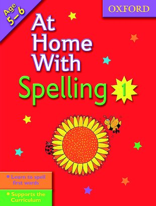 At Home With Spelling: Ages 5-6