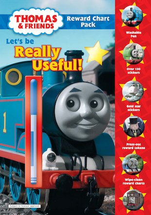 Thomas and Friends Reward Chart Pack