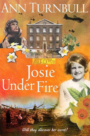 Historical House: Josie Under Fire