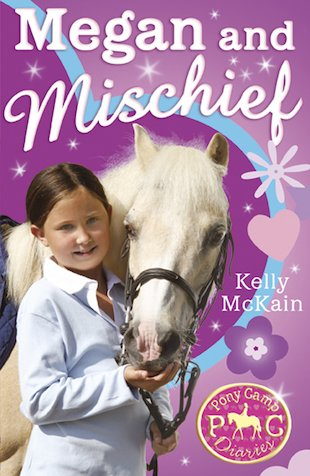 Pony Camp Diaries: Megan and Mischief