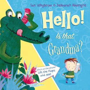 Hello! Is that Grandma?