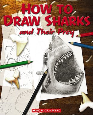 How to Draw Sharks and Their Prey