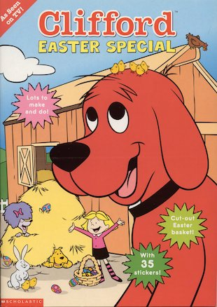 Clifford Easter Special