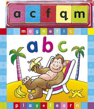 Magnetic Play and Learn ABC
