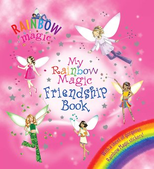 My Rainbow Magic Friendship Book