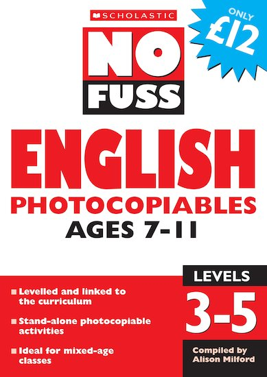 English Photocopiables Ages 7-11