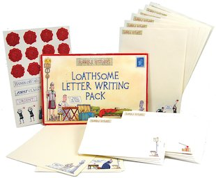 Loathsome Letter-Writing Pack