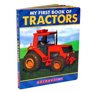 My First Book of Tractors