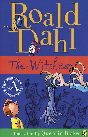 The Witches - Scholastic Shop
