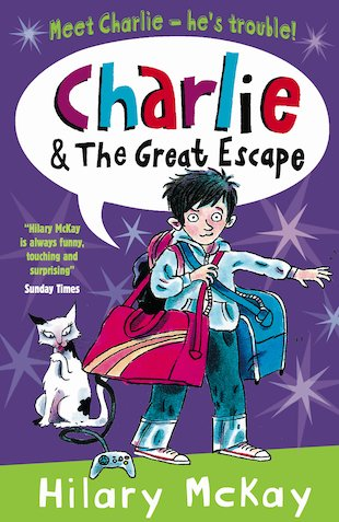 Charlie and the Great Escape