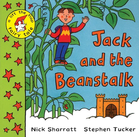 Lift-the-Flap Fairy Tales: Jack and the Beanstalk