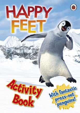 Happy Feet:Gone Fishing Act Bk