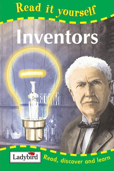 Read It Yourself: Inventors