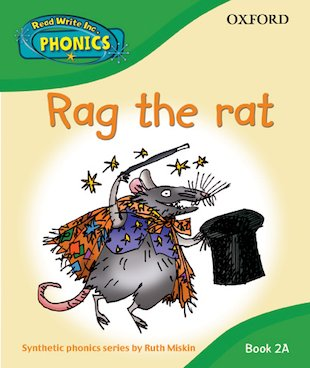 Read Write Inc. Phonics: Rag the Rat