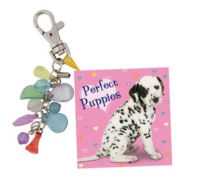 Puppy Charm Mini Book