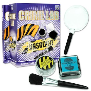 Crime Lab: Unsolved