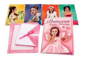 Princess Letter Writing Set