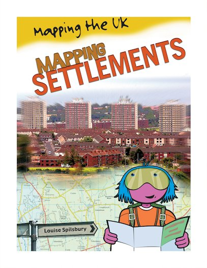 Mapping the UK: Mapping Settlements