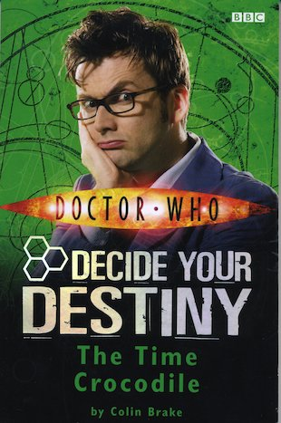 Doctor Who Decide Your Destiny: Time Crocodile